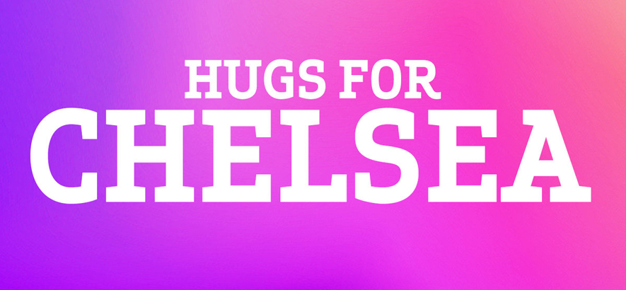 Cover des Samplers Hugs For Chelsea/><span style=