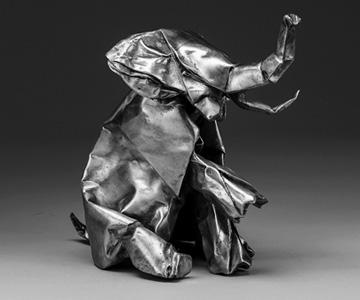 """Jlin – """"Black Origami"""" (Rezension)"""