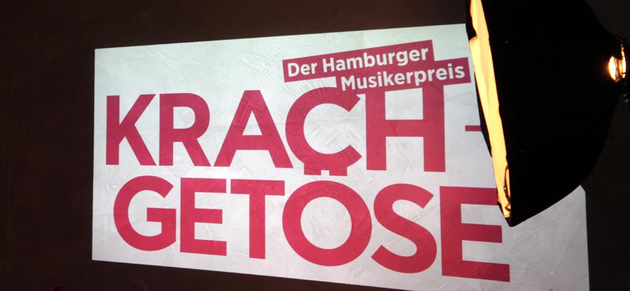 Mit Krach + Getöse: Hamburger Musikerpreis verliehen