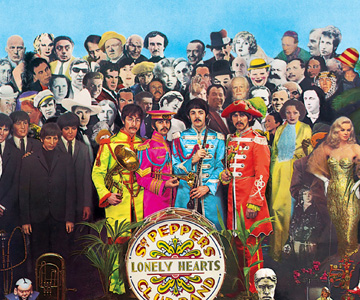 "50 Jahre ""Sgt. Pepper's Lonely Hearts Club Band"""