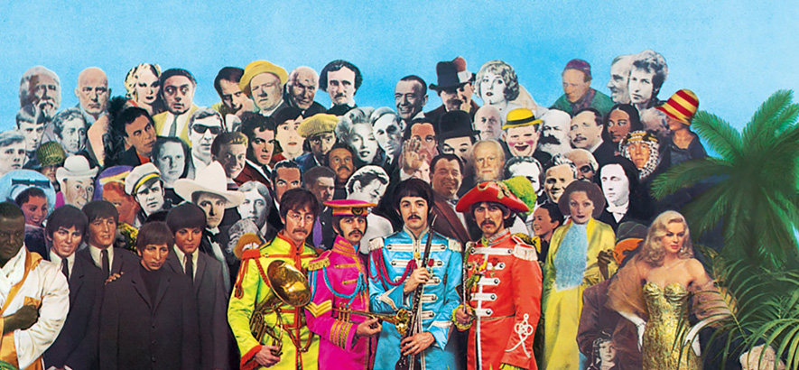 """50 Jahre """"Sgt. Pepper's Lonely Hearts Club Band"""""""