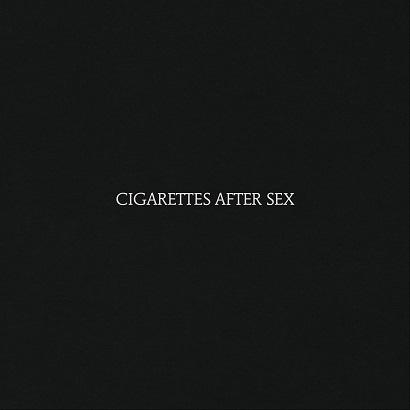 Cover des Albums Cigarettes After Sex von Cigarettes After Sex