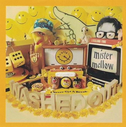Cover des Albums Mister Mellow von Washed Out