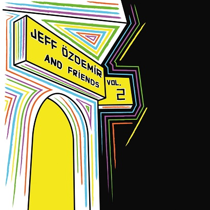 Cover des Albums Jeff Özdemir & Friends Vol. 2