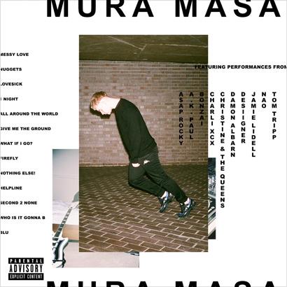 """Mura Masa - """"Mura Masa"""" (Rezension)"""