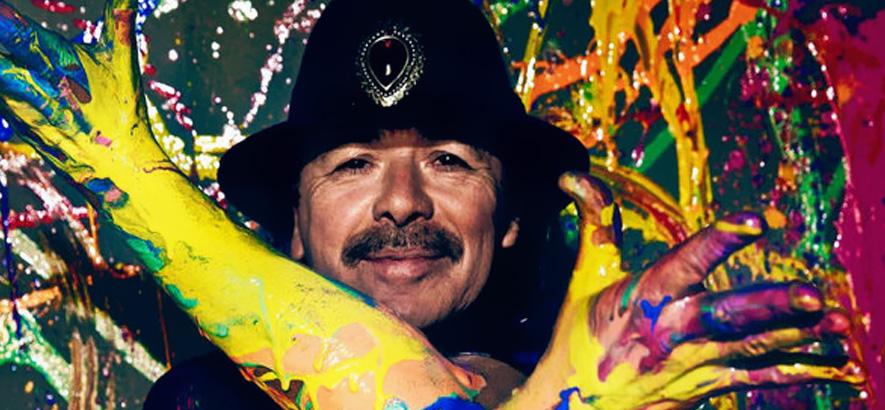 Carlos Santana wird 70 Jahre alt