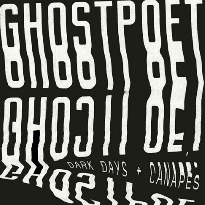 Cover des Albums Dark Days + Canapés von Ghostpoet