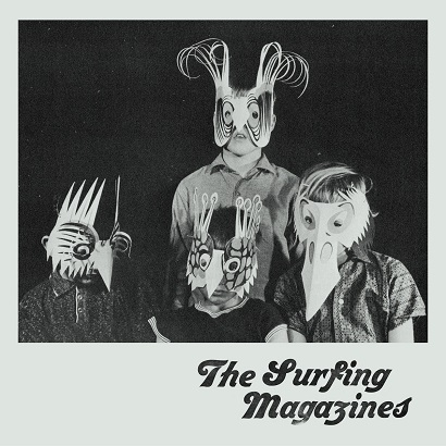 Cover des Albums The Surfing Magazines von The Surfing Magazines