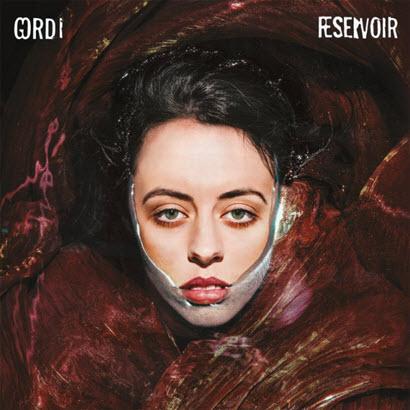 """Cover des Albums """"Reservoir"""" von Gordi (Jagjaguwar)"""