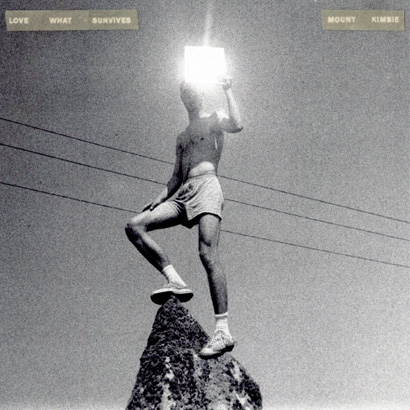 Cover des Albums Love What Survives von Mount Kimbie