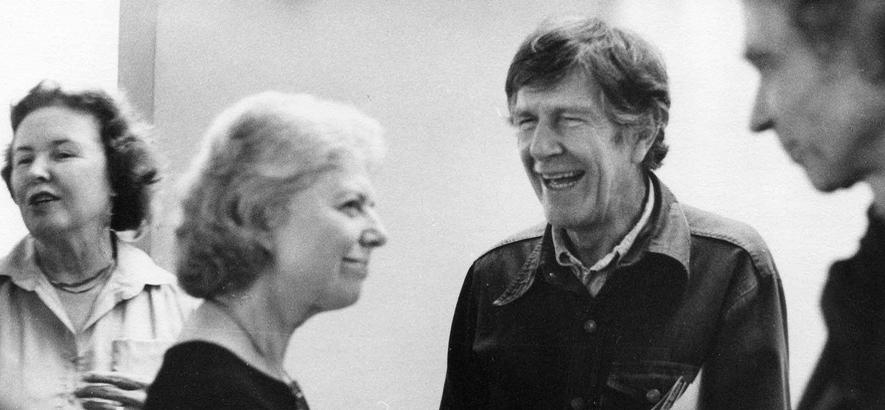 Vor 25 Jahren starb John Cage (Foto: Peter Sayers)