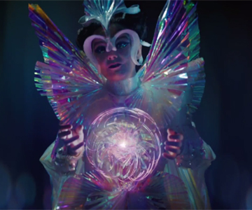 "Neues Björk-Musikvideo ""The Gate"""