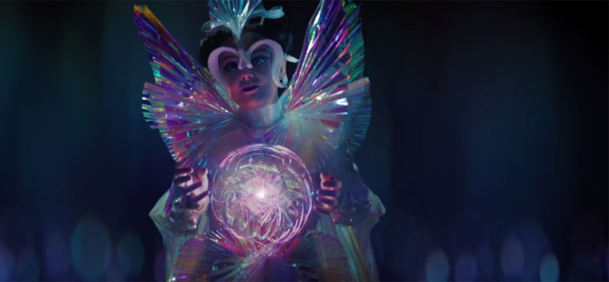 "Neues Björk-Musikvideo ""The Gate"""