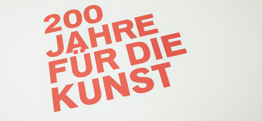 200 Jahre Kunstverein in Hamburg (Ticket-Verlosung)