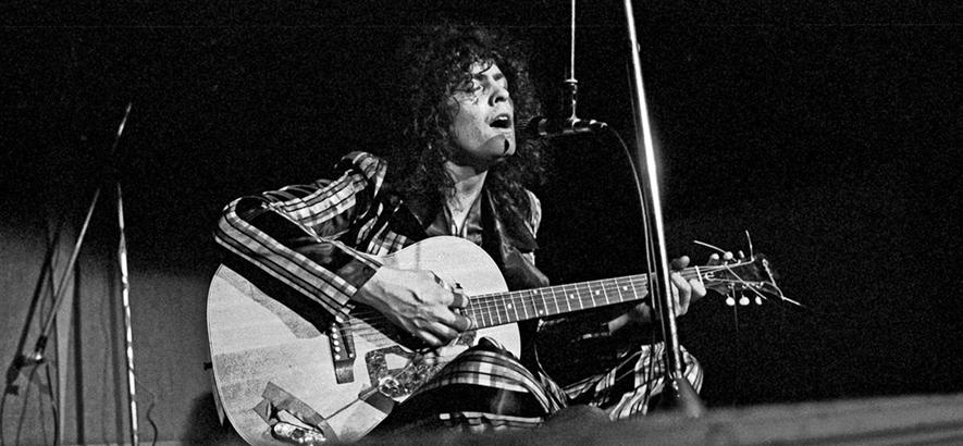 Zum 40. Todestag von Marc Bolan