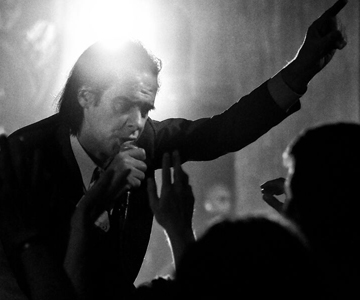 Nick Cave wird 60