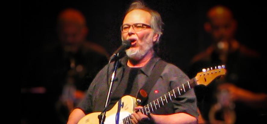 Foto des Steely-Dan-Gitarristen Walter Becker (Foto: CC-BY-SA 4.0)