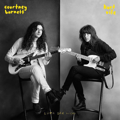 "Courtney Barnett & Kurt Vile - ""Lotta Sea Lice"" (Rezension)"