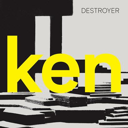 "Cover des Albums ""ken"" von Destroyer (Dead Oceans)"