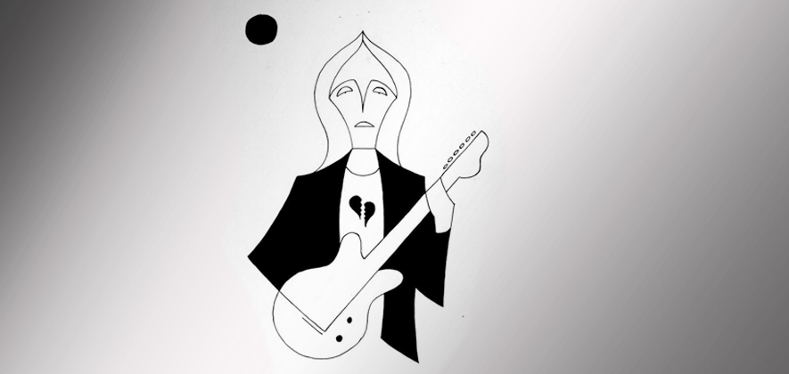 Tom-Petty-Ilustration von Alex Solman