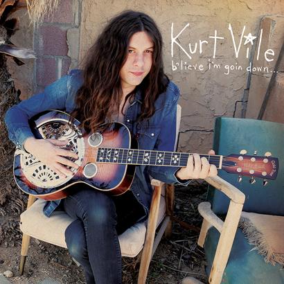 """Kurt Vile - """"B'lieve I'm Goin Down…"""" (Album der Woche / Rezension)"""