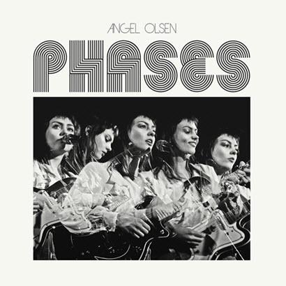"""Cover des Albums """"Phases"""" von Angel Olsen (Jagjaguwar)"""
