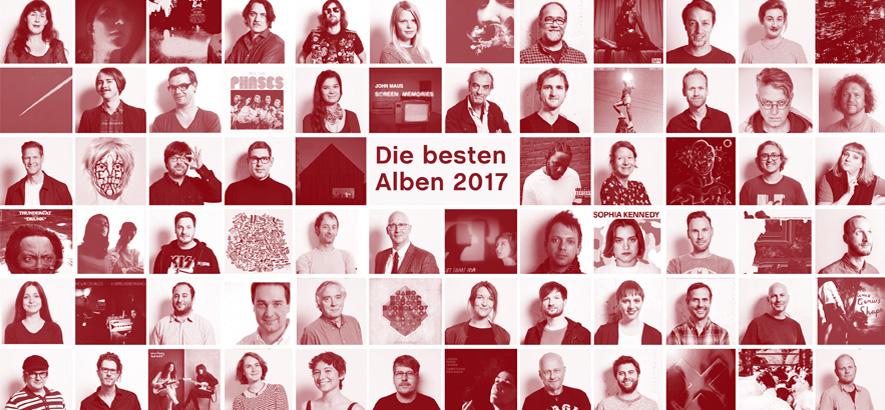Die besten Alben 2017
