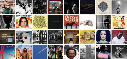 ByteFM Poll 2017 – Eure Musik des Jahres