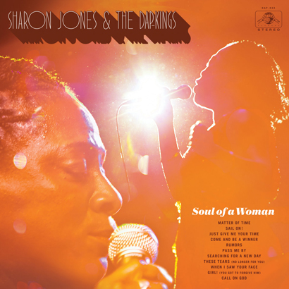 Soul Of A Woman von Sharon Jones & The Dap-Kings