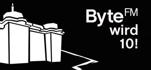 ByteFM wird 10: Party und Konzert in Hamburg