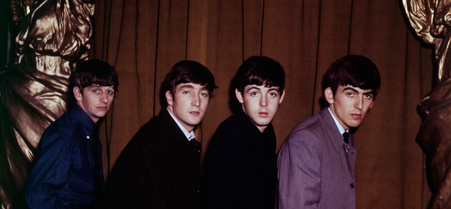 Paul McCartney und The Beatles im Jahr 1965 (Foto: Apple Corps LTD)