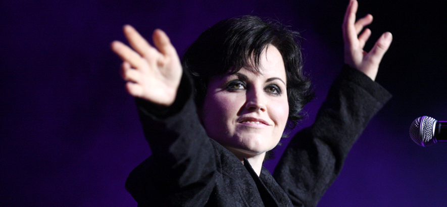 Dolores O'Riordan von The Cranberries