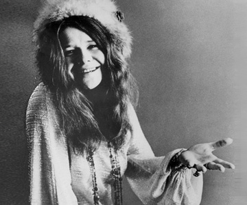 """She dares to be different"": Janis Joplin wäre 75 geworden"