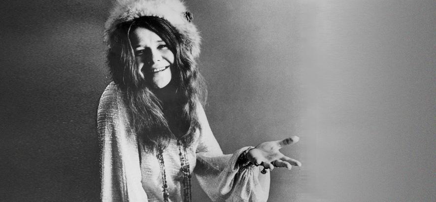 """""""She dares to be different"""": Janis Joplin wäre 75 geworden"""