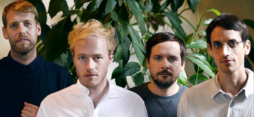 Premiere bei ByteFM: neuer Song der Elektro-Krautrock-Band PTTRNS