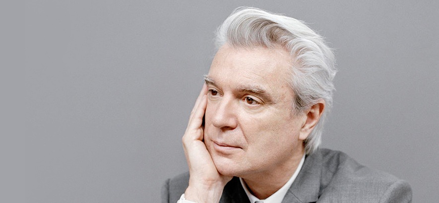 "David Byrne: neuer Song ""Everybody's Coming To My House"""