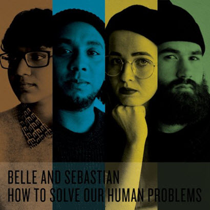 "Cover des Albums ""How To Solve Our Human Problems"" von Belle And Sebastian (Matador)"