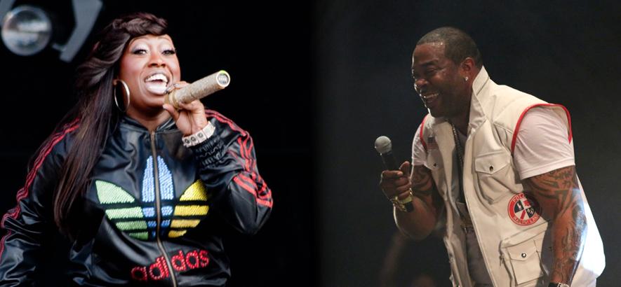 """Neuer Song von Missy Elliott und Busta Rhymes: Do they still """"Get It""""?"""