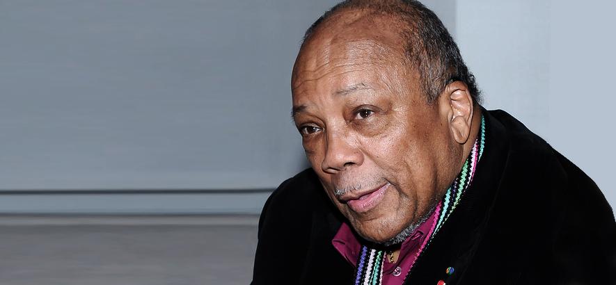 """""""Die Beatles waren die schlechtesten Musiker der Welt"""" – aus dem Nähkästchen von Quincy Jones"""