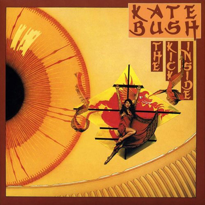 "Kate Bush: Debütalbum ""The Kick Inside"" erschien vor 40 Jahren"""