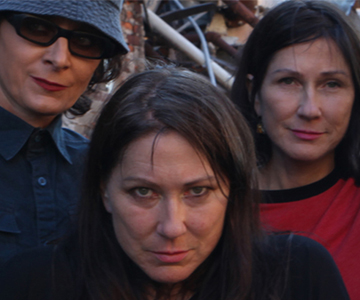"The Breeders: neuer Song ""Nervous Mary"""