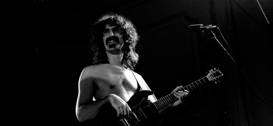 Frank Zappa (Foto: Heinrich Klaffs/Wikimedia Commons)