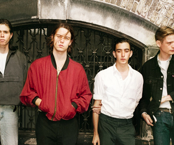 "Post-Punk-Band Iceage: neuer Song ""Catch It"""