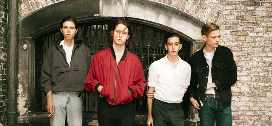 "Iceage: neuer Song ""Catch It"""