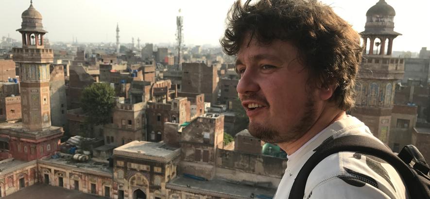 Zehn Fragen an: Sebastian Reier (Groovie Shizzl)