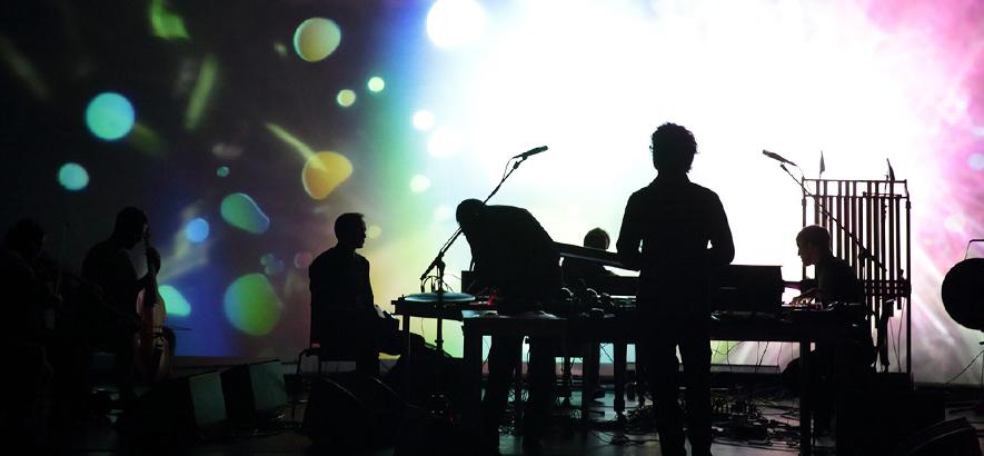 Elbphilharmonie Mixtape: neue Ausgabe am 7. April von 12 bis 13 Uhr