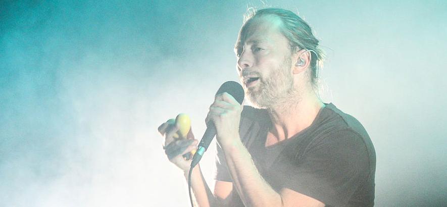 "Thom Yorke – ""City Rats"""