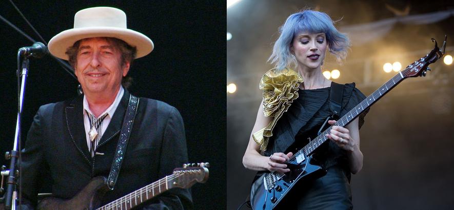 """Universal Love"": Bob Dylan & St. Vincent singen queere Liebeslieder"