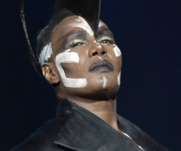 """I've Seen That Face Before"": Grace Jones wird 70"