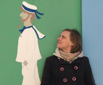 Zehn Fragen an: Christa Herdering (Pharmacy)